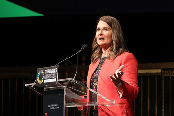 Melinda Gates Goalkeepers: The Global Goals Awards 2017