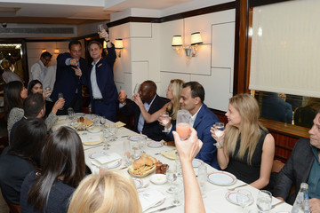 Melissa Beste DuJour's Jason Binn and Bremont Watch Company's Nick English Host an Intimate Influencers Dinner