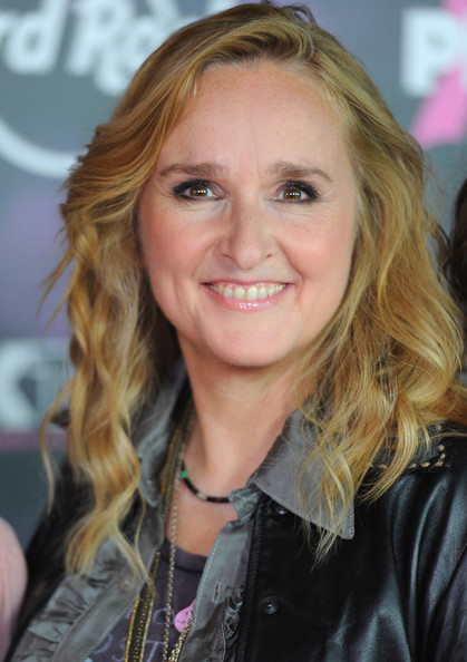 Melissa Walked Into The Cpc Terrified I Think I Am: Melissa Etheridge Pictures