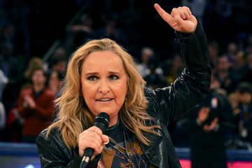 Melissa Etheridge Golden State Warriors v New York Knicks