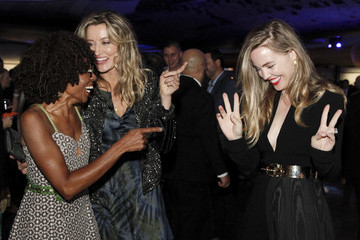 Melissa George Premiere Of Hulu's 'The First' - After Party