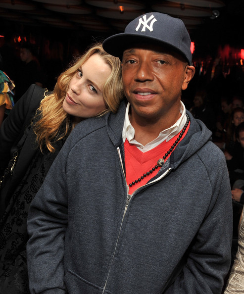 melissa george actress melissa george and hip-hop mogul russell ...