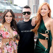 Melissa Gorga Bronx and Banco - Front Row & Backstage - September 2021 - New York Fashion Week: The Shows