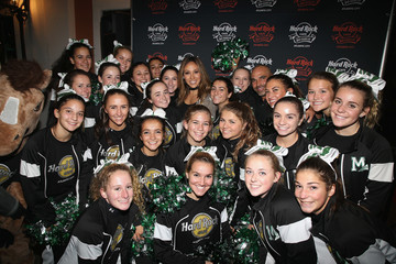 Melissa Gorga Hard Rock Cafe Atlantic City's 20th Anniversary Event