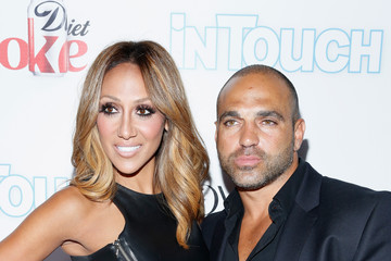 Melissa Gorga Arrivals at the Icons & Idols Party in NYC