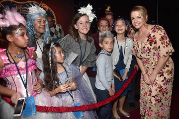 Melissa Joan Hart Stars Of Disney's 'The Nutcracker And The Four Realms' Attend The World Premiere At Hollywood's El Capitan Theatre