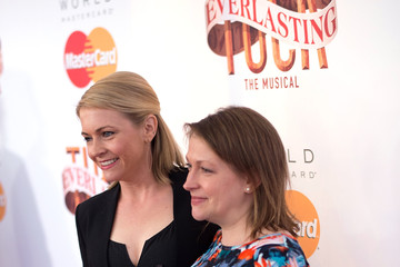 Melissa Joan Hart 'Tuck Everlasting' Broadway Opening Night - Arrivals & Curtain Call