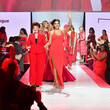 Melissa Joan Hart The American Heart Association's Go Red For Women Red Dress Collection 2018 Presented By Macy's - Runway