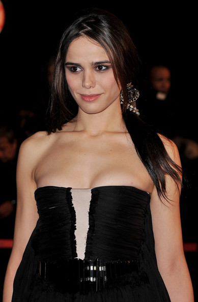 Melissa Mars Pictures NRJ Music Awards 2011 Red Carpet