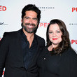 Brian Atwood and Melissa McCarthy Photos