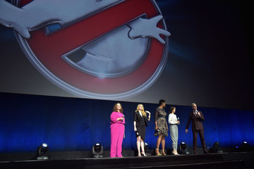 Melissa McCarthy Paul Feig CinemaCon 2016 - An Evening With Sony Pictures Entertainment: Celebrating The Summer Of 2016 And Beyond