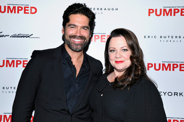 Melissa McCarthy Melissa McCarthy and Eric Buterbaugh Host Brian Atwood's Celebration of PUMPED