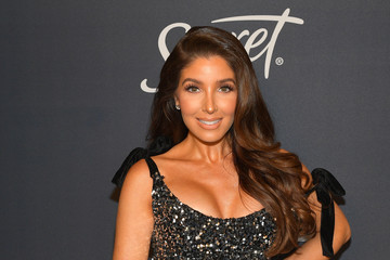 Melissa Molinaro The 2020 InStyle And Warner Bros. 77th Annual Golden Globe Awards Post-Party - Red Carpet