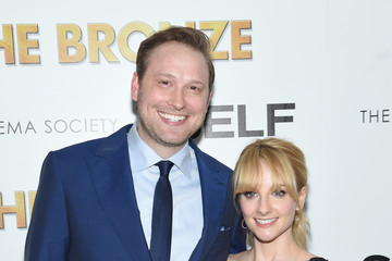 Melissa Rauch The Cinema Society & SELF Host a Screening of Sony Pictures Classics' 'The Bronze' - Arrivals