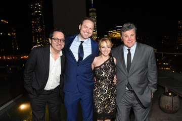 Melissa Rauch The Cinema Society & SELF Host a Screening of Sony Pictures Classics' 'The Bronze' - After Party
