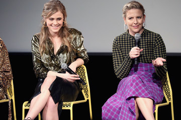 Melissa Roxburgh SCAD aTVfest 2019 - Wonder Women: Acting For Television Presented By Entertainment Weekly