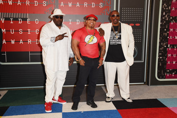 Melle Mel 2015 MTV Video Music Awards - Arrivals