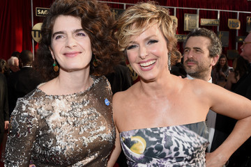 Melora Hardin Gaby Hoffmann The 22nd Annual Screen Actors Guild Awards - Red Carpet