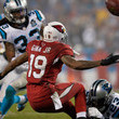 Melvin White Wild Card Playoffs - Arizona Cardinals v Carolina Panthers