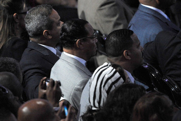 Louis Farrakhan Memorial Service For Michael Jackson Draws Thousands Of Fans And Mourners