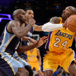 Kobe Bryant Courtney Lee Photos