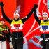 Havard Klemetsen Photos - (FRANCE OUT) Magnus Hovdal Moan, Havard Klemetsen of Norway takes 3rd place during the FIS Nordic World Ski Championships Men's Nordic Combined Team Sprint on February 28, 2015 in Falun, Sweden. - Men's Nordic Combined HS134/2x7.5km Team Sprint - FIS Nordic World Ski Championships