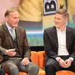 Bastian Schweinsteiger and Hans-Joachim Watzke Photos