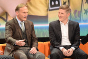 Bastian Schweinsteiger and Hans-Joachim Watzke Photos Photo