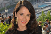 Robin Tunney attends a Cocktail Party At Ministry Of State on June 11, 2013 in Monte-Carlo, Monaco.