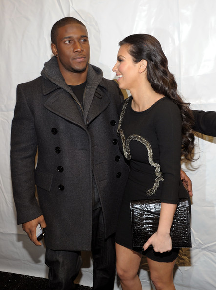 reggie bush and kim kardashian 2010. Kim Kardashian Reggie Bush of