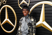 Miss J Alexander attends the Mercedes-Benz Academy Awards Viewing Party at The Four Seasons Hotel Los Angeles at Beverly Hills on February 09, 2020 in Los Angeles, California.