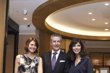 Mercedes Canos Maribel Verdu Is New Ambassador for Jaeger-LeCoultre in Madrid