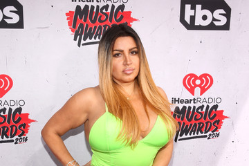 Mercedes Javid iHeartRadio Music Awards - Arrivals