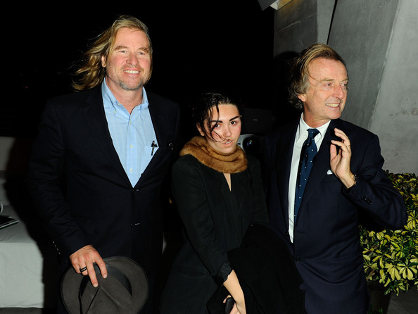 who is val kilmer dating 2013 Cancer fears resurface among fans concerned for val kilmer's val kilmer's health: actor continues to are actor greg vaughan and actress angie harmon dating.