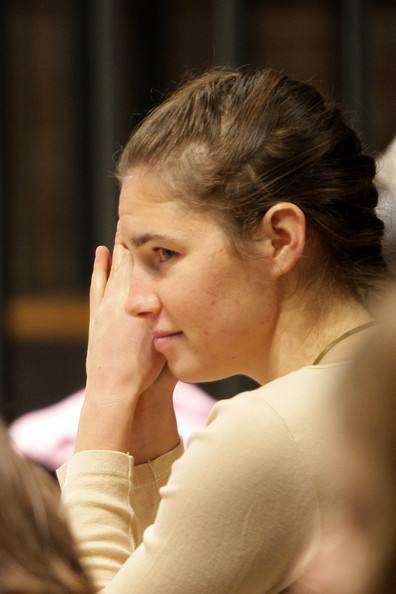 Amanda Knox Pictures - The Meredith Kercher Trial Draws To A Close ...