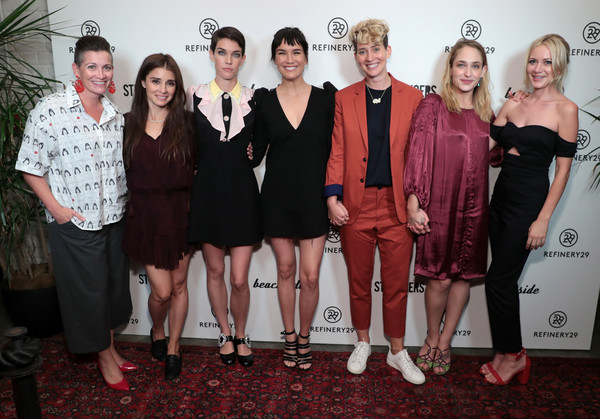 Refinery29 and Beachside Productions Strangers Series Party at the Metrograph Theater