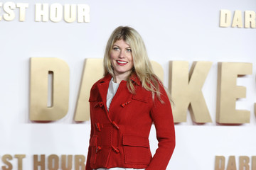 Meredith Ostrom 'Darkest Hour' UK Premiere - Red Carpet Arrivals