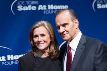 Meredith Vieira Joe Torre Safe At Home Foundation's 12th Annual Celebrity Gala