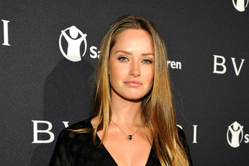 Merritt Patterson BVLGARI And Save The Children Pre-Oscar Event - Red Carpet
