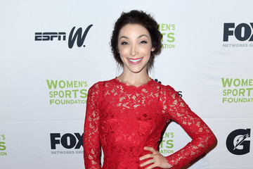 Meryl Davis The Women's Sports Foundation's 38th Annual Salute to Women in Sports Awards Gala  - Arrivals