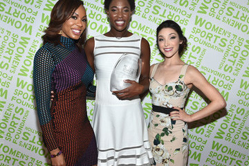 Meryl Davis 37th Annual Salute to Women in Sports - Inside
