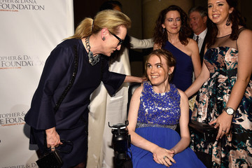 "Meryl Streep The Christopher & Dana Reeve Foundation Hosts 25th Anniversary ""A Magical Evening"" Gala - Arrivals"