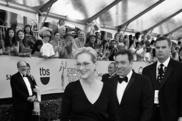 Meryl Streep 21st Annual Screen Actors Guild Awards - Red Carpet