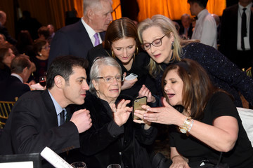Meryl Streep The National Board of Review Annual Awards Gala - Inside