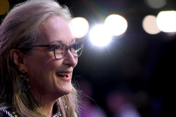 Meryl Streep European Premiere Of 'Mary Poppins Returns'