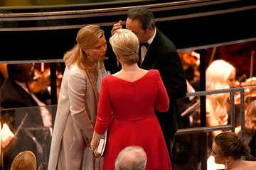 Meryl Streep 90th Annual Academy Awards - Show