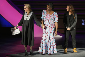 Meryl Streep Tina Brown's 7th Annual Women in the World Summit - Day 2
