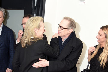"Meryl Streep ""Final Portrait"" New York Screening"