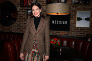 Michelle Monaghan attends the 'Messiah' Los Angeles Press Mixer at The Shelby on December 12, 2019 in Los Angeles, California.