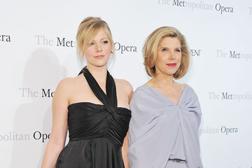 "Lily Cowles Metropolitan Opera Gala Premiere Of Rossini's ""Le Comte Ory"" Sponsored By Yves Saint Laurent"